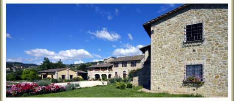 le Doti country house